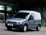 Images of Ford Transit Connect LWB UK-spec 2006–09