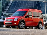 Images of Ford Transit Connect XLT Premium Wagon 2010