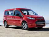 Images of Ford Transit Connect Wagon LWB US-spec 2013