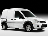 Photos of Ford Transit Connect LWB US-spec 2009–13