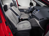 Pictures of Ford Transit Connect Wagon LWB US-spec 2013