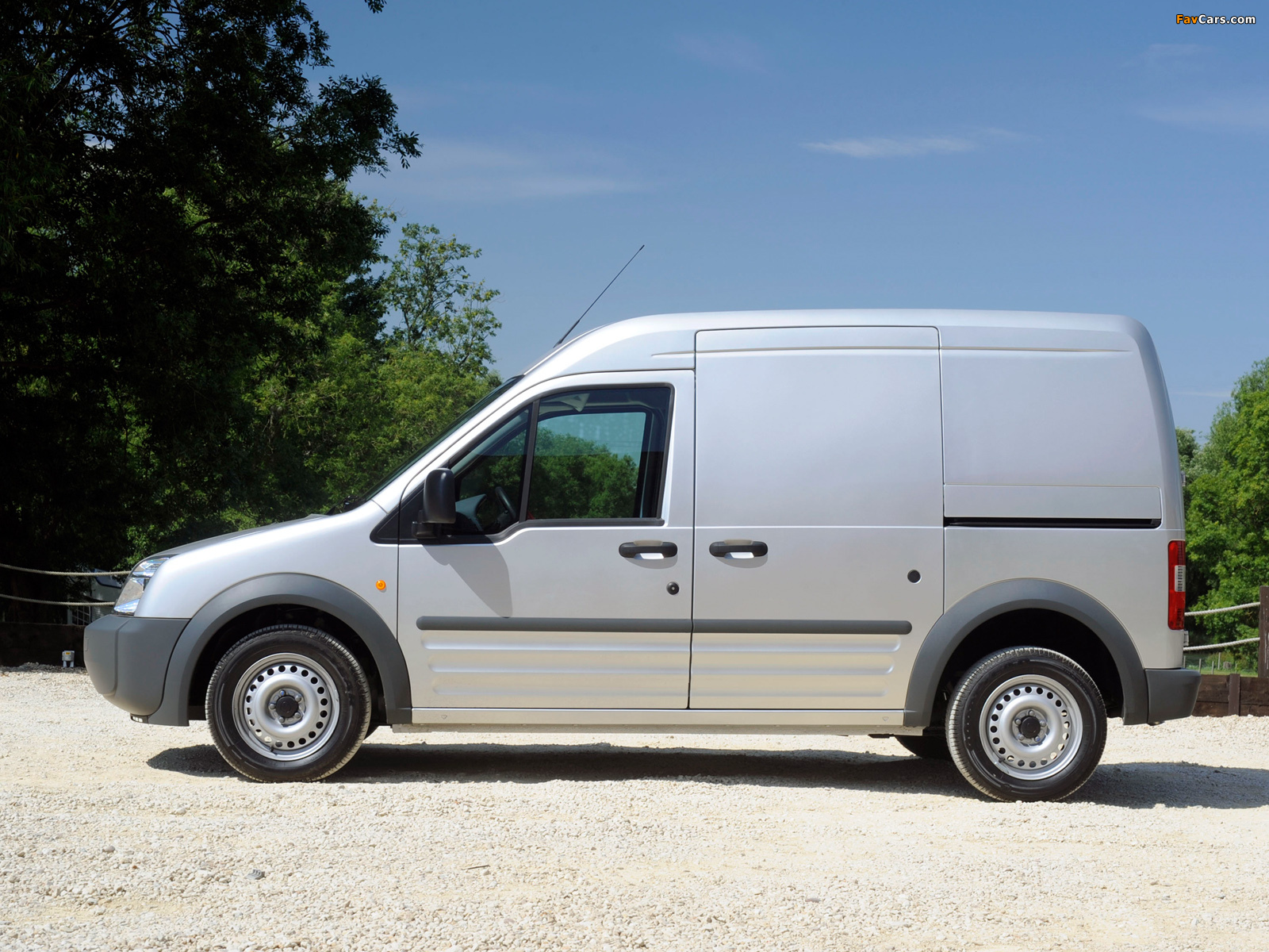 Ford Transit Connect Lwb Uk Spec 2006 09 Wallpapers 1600x1200