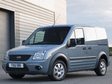 Ford Transit Connect UK-spec 2009 wallpapers