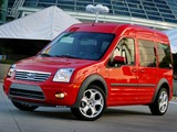 Ford Transit Connect XLT Premium Wagon 2010 wallpapers