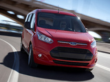 Ford Transit Connect Wagon LWB US-spec 2013 wallpapers