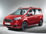 Ford Tourneo Courier 2013 images