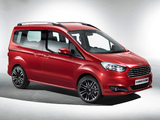 Images of Ford Tourneo Courier 2013
