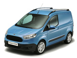 Pictures of Ford Transit Courier 2013
