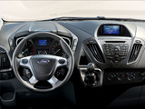 Ford Tourneo Custom 2012 photos