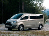 Ford Tourneo Custom LWB 2012 photos