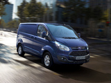 Ford Transit Custom 2012 pictures