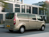 Ford Tourneo Custom LWB 2012 pictures