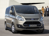 Ford Tourneo Custom 2012 wallpapers
