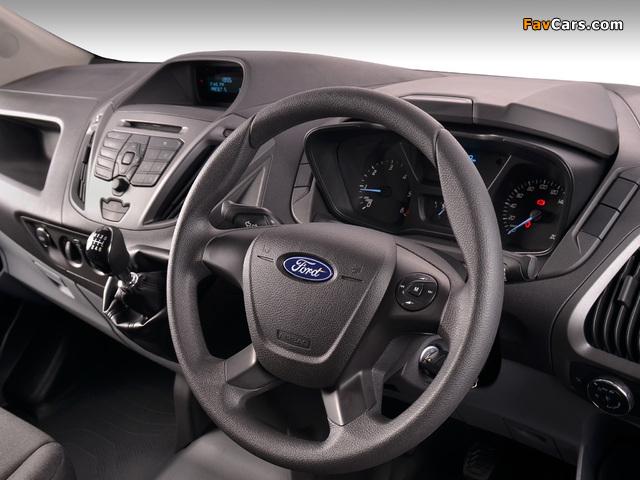Ford Transit Custom LWB ZA-spec 2013 images (640 x 480)
