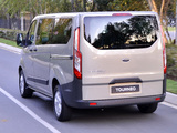 Ford Tourneo Custom ZA-spec 2013 pictures
