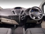 Ford Tourneo Custom ZA-spec 2013 pictures