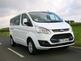 Images of Ford Tourneo Custom LWB 2012