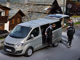 Pictures of Ford Tourneo Custom 2012