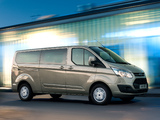 Pictures of Ford Tourneo Custom LWB 2012