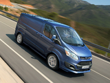 Pictures of Ford Transit Custom 2012