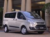 Pictures of Ford Tourneo Custom ZA-spec 2013