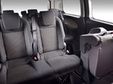 Pictures of Ford Tourneo Custom ZA-spec 2013