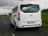 Ford Tourneo Custom LWB 2012 wallpapers