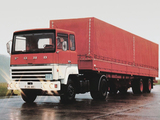 Pictures of Ford Transcontinental 4x2 Tractor 1975–78