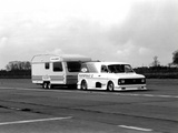 Ford Transit Supervan 2 1984 wallpapers