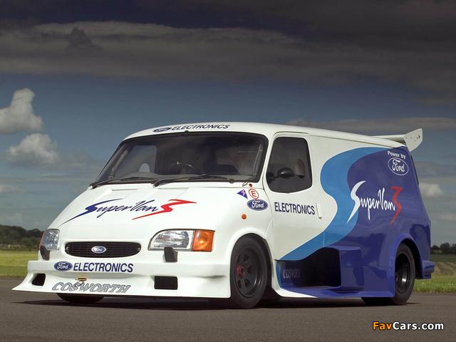 Images of Ford Transit Supervan 3 2004 (640 x 480)