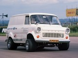 Photos of Ford Transit Supervan 1971