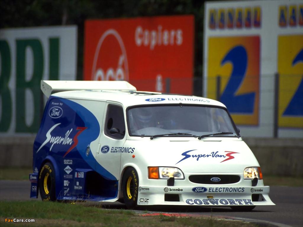Photos of Ford Transit Supervan 3 2004 (1024 x 768)