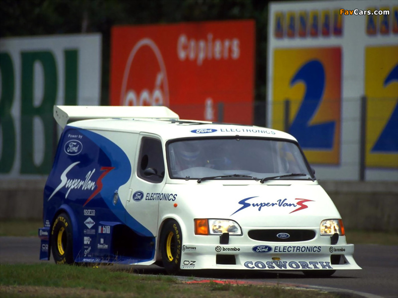 Photos of Ford Transit Supervan 3 2004 (800 x 600)