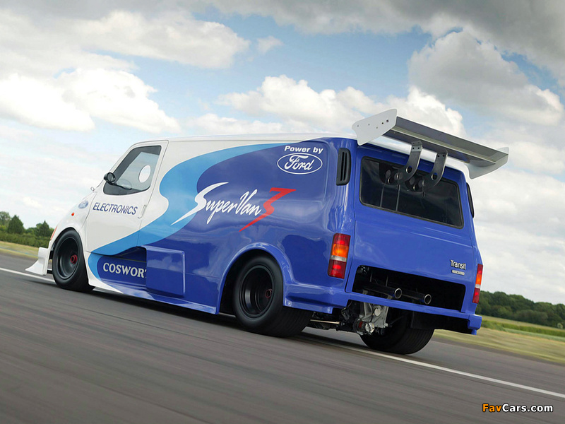 Ford Transit Supervan 3 2004 wallpapers (800 x 600)