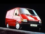 Ford Transit Van UK-spec 1986–94 images