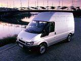Ford Transit Van 2000–06 pictures