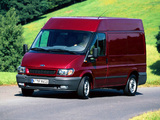 Ford Transit Van 2000–06 pictures