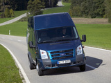 Ford Transit LWB Van 2006–11 images