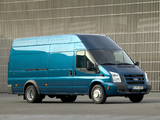 Ford Transit LWB Van 2006–11 pictures