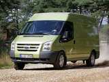 Ford Transit SWB Van 2006–11 wallpapers