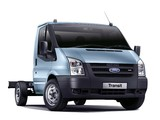 Ford Transit Chassis Cab 2007–09 images