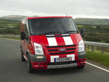 Ford Transit SportVan 2010 wallpapers