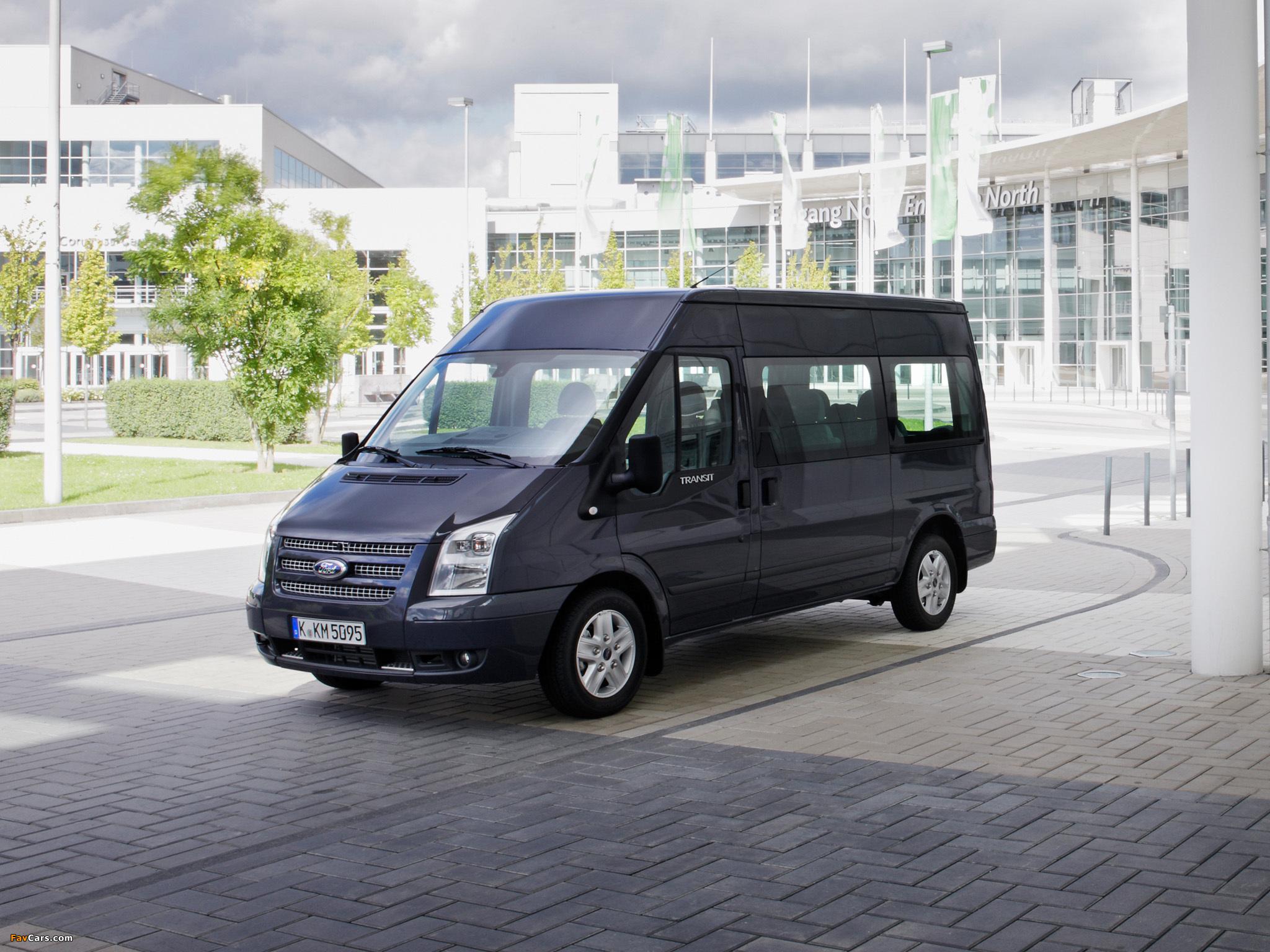 форд транзит микроавтобус