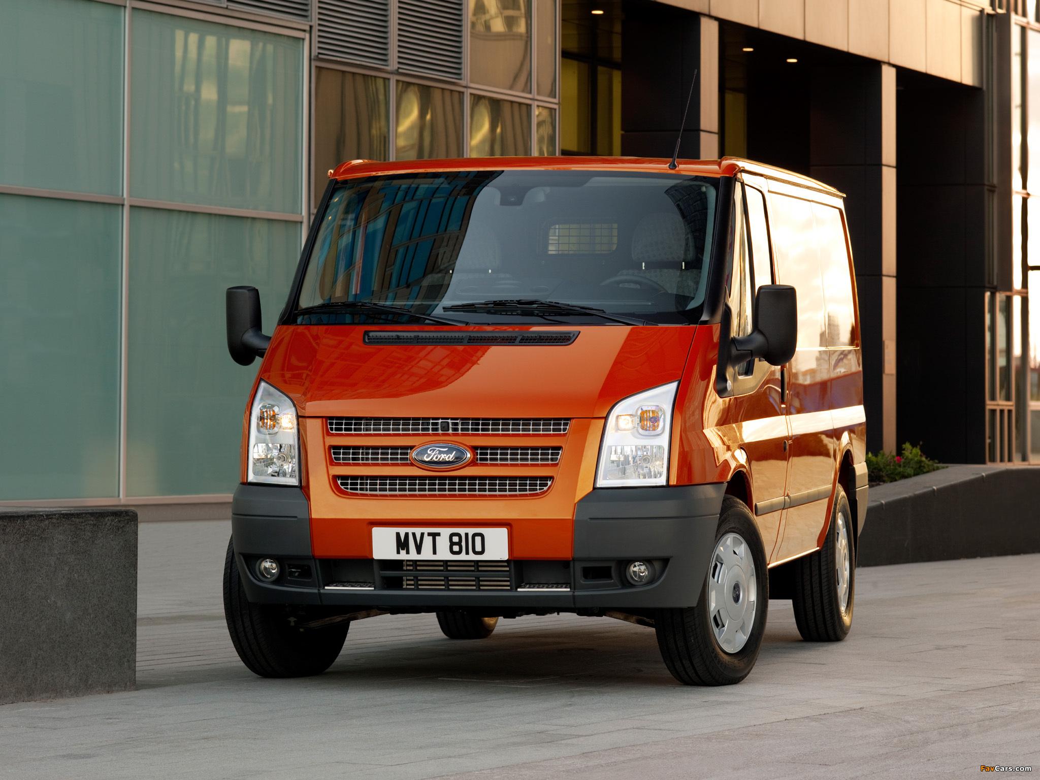 ford transit l3h3 3d модель step #8