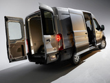 Ford Transit LWB Van US-spec 2013 images