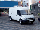 Images of Ford Transit Van 2000–06