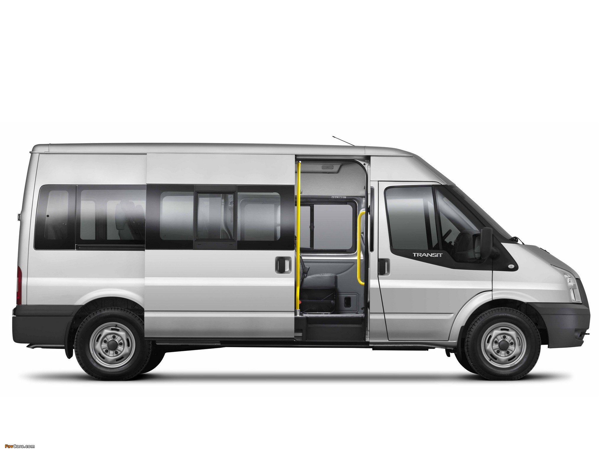 Images of Ford Transit 2006–11 (2048 x 1536)