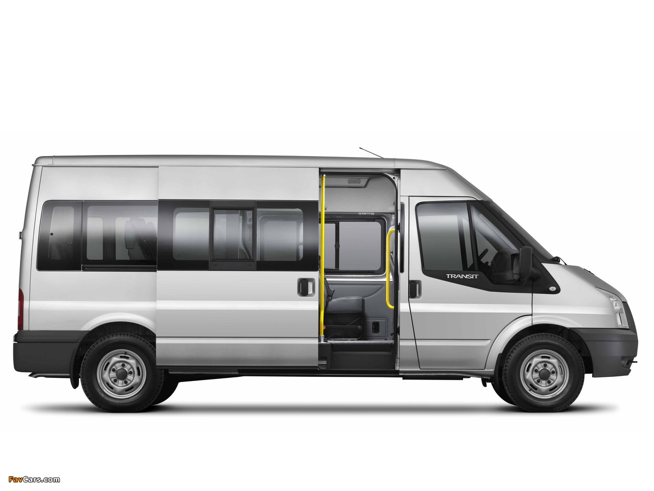 Images of Ford Transit 2006–11 (1280 x 960)