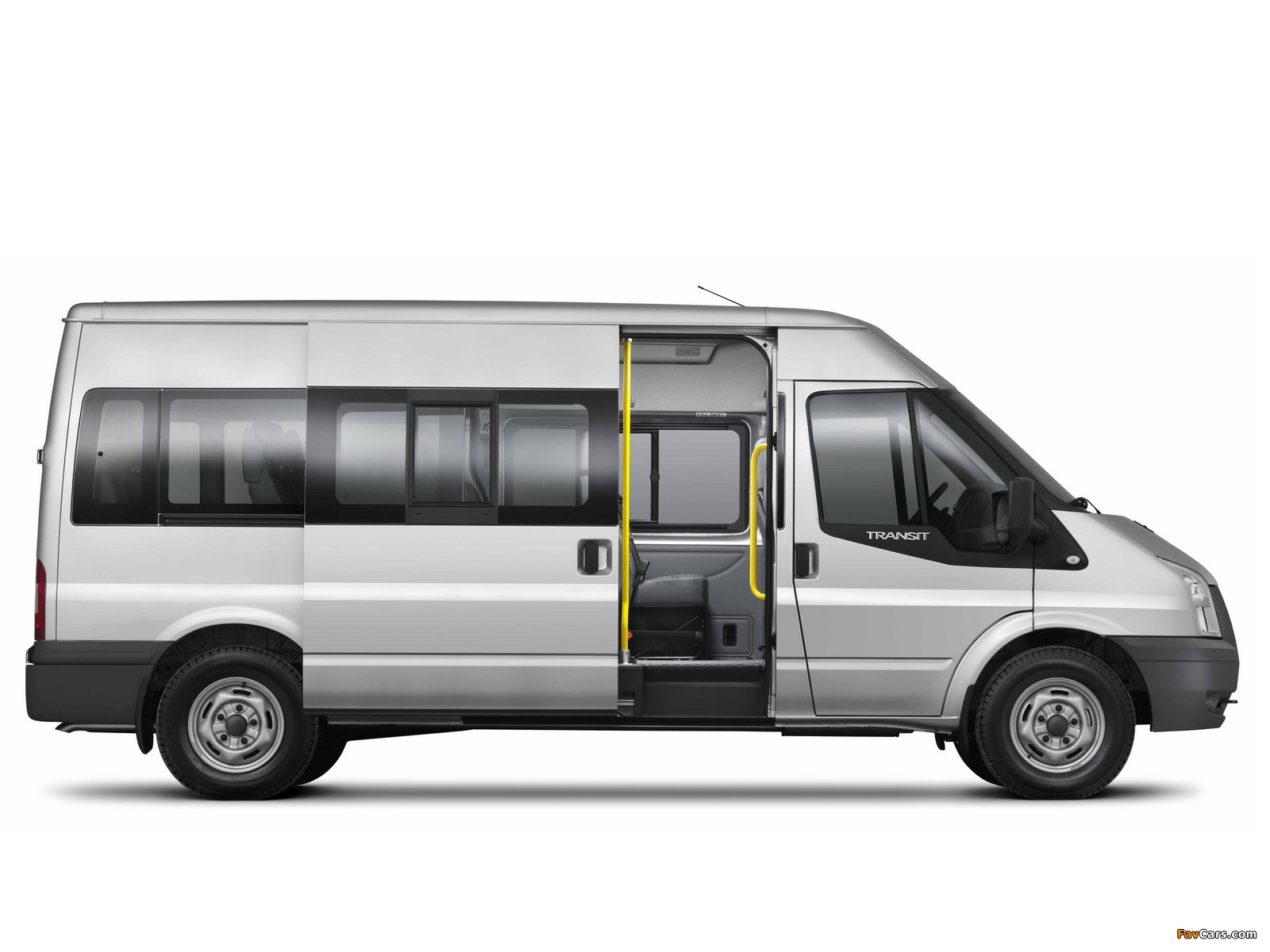 Images of Ford Transit 2006–11 (1600 x 1200)