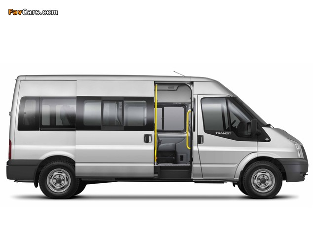 Images of Ford Transit 2006–11 (640 x 480)